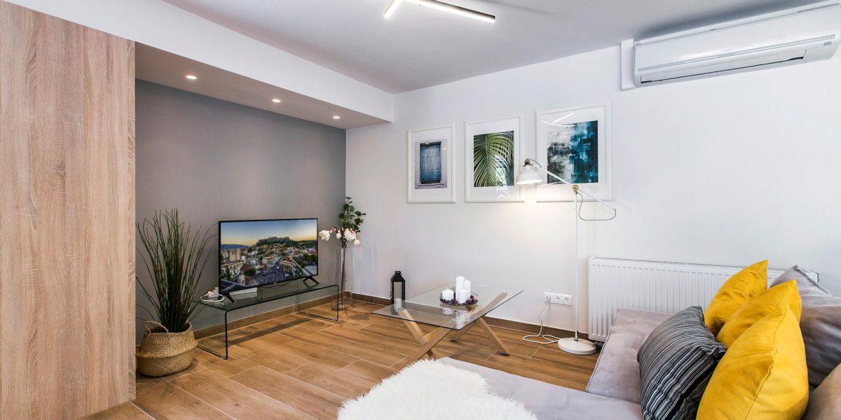 Ανακαίνιση ισόγειας κατοικίας στην Άνω Γλυφάδα
